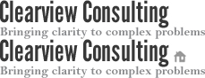 Clearview Consulting LLC.